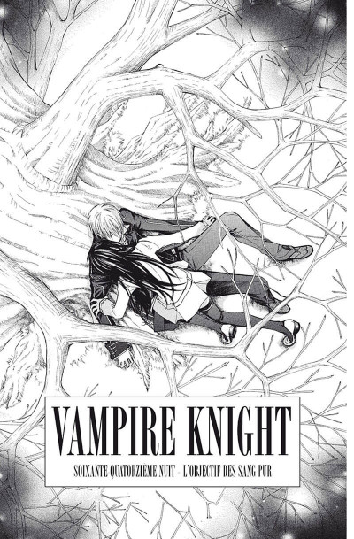 Page 8 vampire knight tome 16