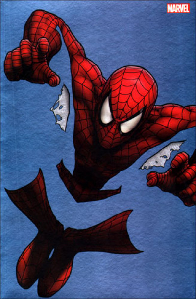 Couverture Spider-man - spider-island tome 1 (variant cover)