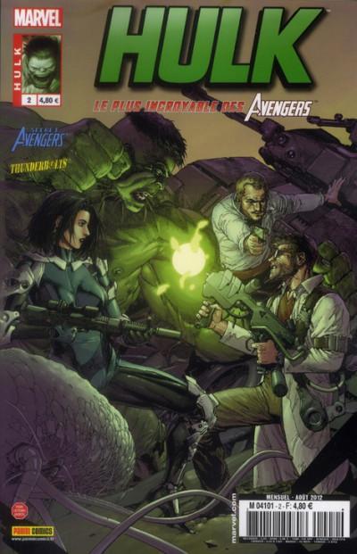 Couverture Hulk N.2