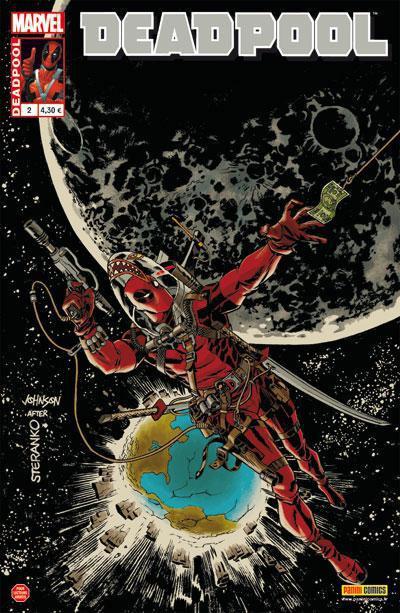 Couverture Deadpool 2012 tome 2