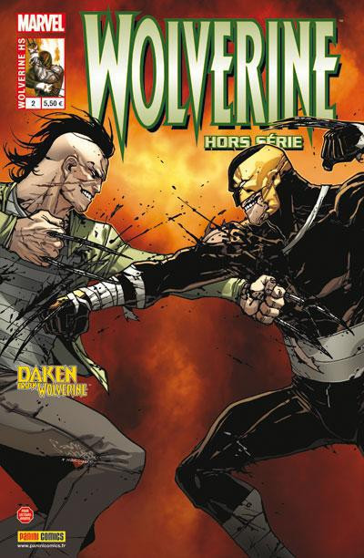 Couverture Wolverine HORS-SERIE N.2