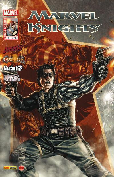 Couverture Marvel Knights tome 4