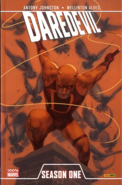 Couverture Daredevil ; season one