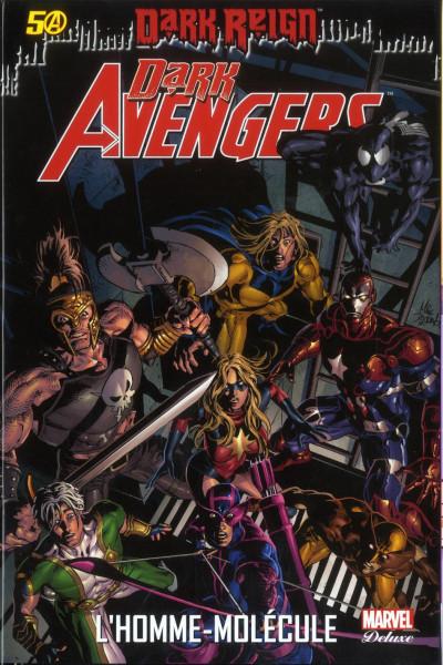 Couverture Dark Avengers T.2 - l'homme-molécule