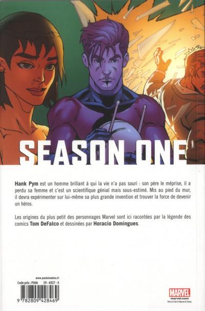 Dos Ant-man ; season one