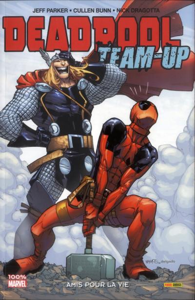 Couverture Deadpool Team up T.2 - amis pour la vie