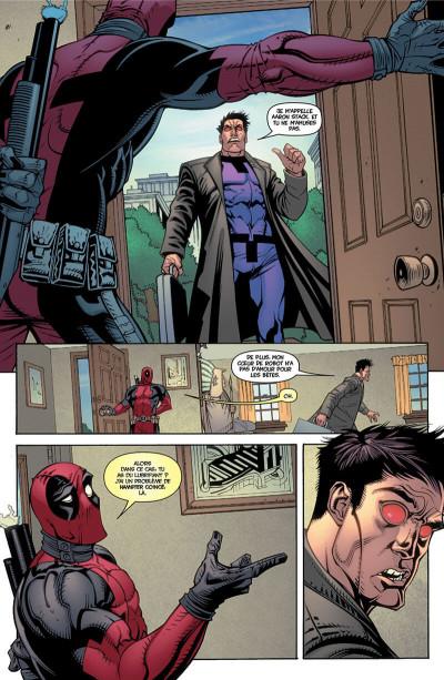 Page 5 Deadpool Team up T.2 - amis pour la vie