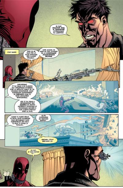 Page 6 Deadpool Team up T.2 - amis pour la vie