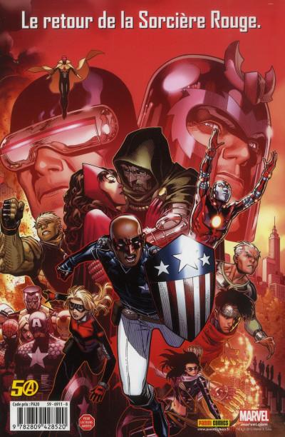 Dos Avengers ; la croisade des enfants ; le retour de la sorcière rouge