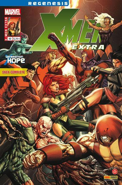 image de X-Men Extra tome 92