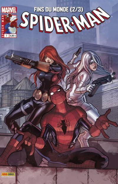 Couverture Spider-man - fin du monde tome 2/3