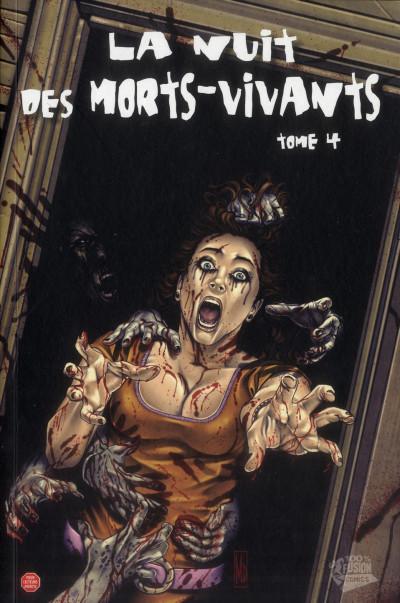 Couverture La nuit des morts-vivants tome 4