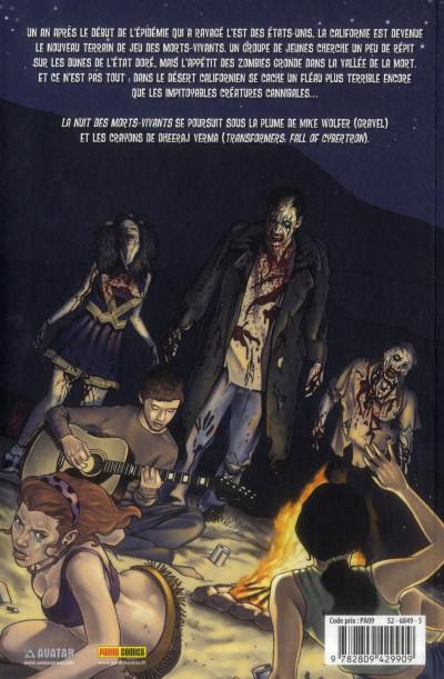 Dos La nuit des morts-vivants tome 4