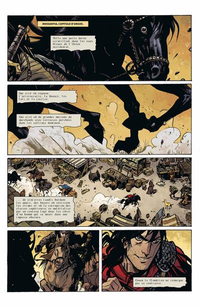 Page 4 Conan le barbare tome 1 - la reine de la côte noire