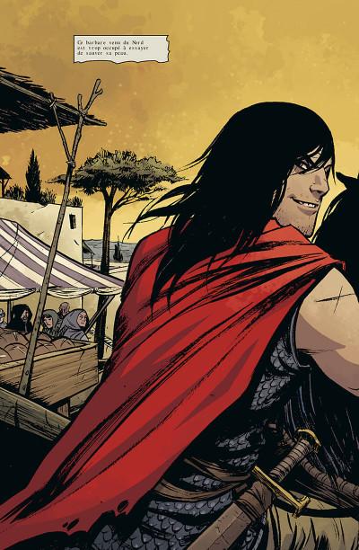Page 5 Conan le barbare tome 1 - la reine de la côte noire
