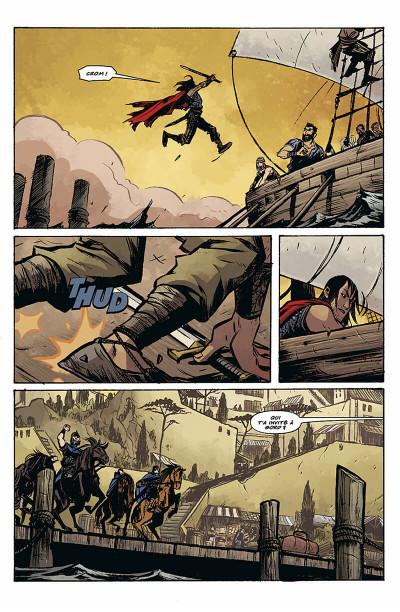 Page 8 Conan le barbare tome 1 - la reine de la côte noire
