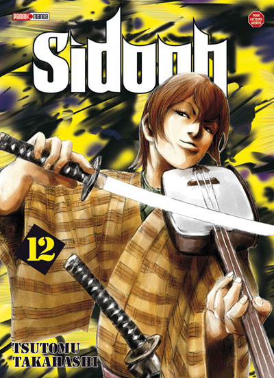 Couverture Sidooh tome 12