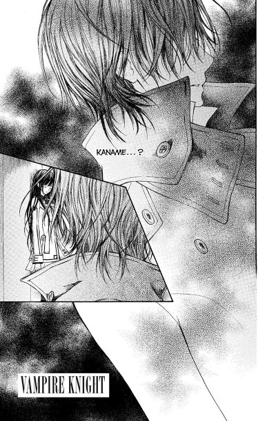 Page 8 vampire knight tome 17