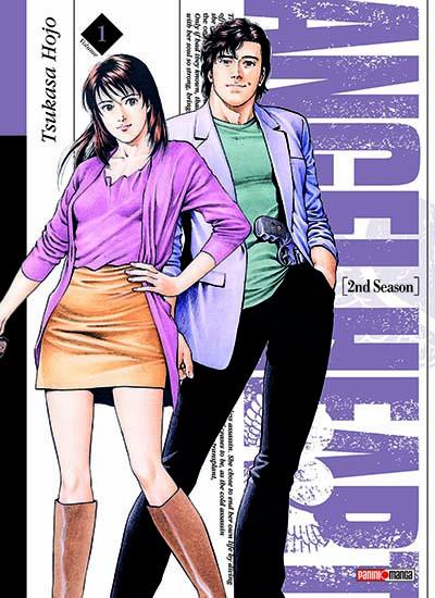 Couverture Angel heart - saison 2 tome 1