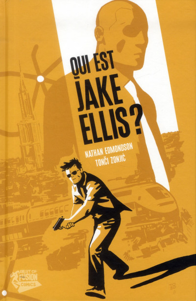 Couverture Qui est Jake Ellis ?