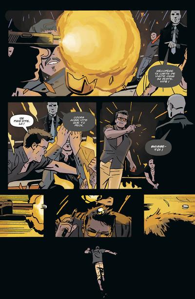 Page 0 Qui est Jake Ellis ?
