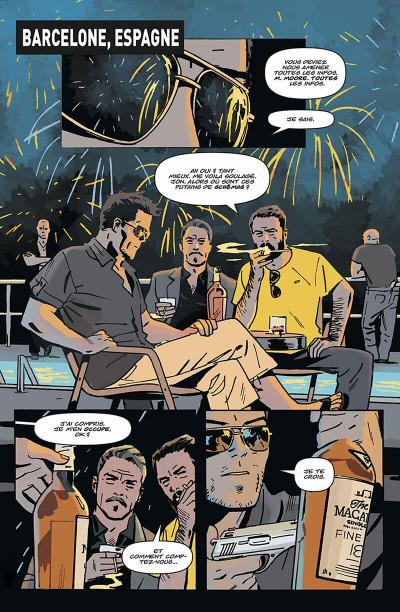 Page 6 Qui est Jake Ellis ?