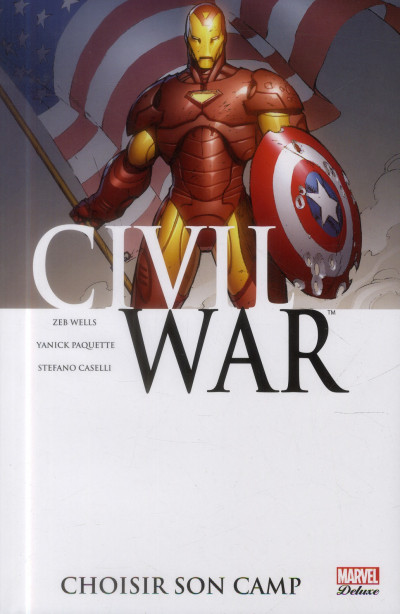 Couverture Civil war tome 5