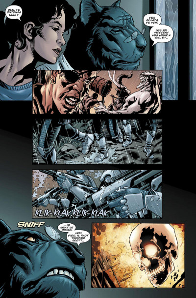 Page 7 Civil war tome 5