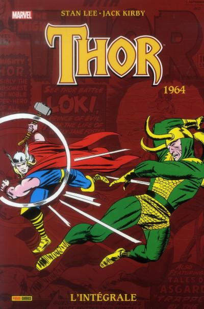 Couverture Thor ; INTEGRALE VOL.6 ; 1964