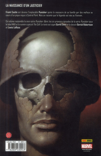 Dos the Punisher T.1 - au commencement...
