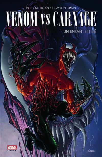 Couverture Venom vs Carnage