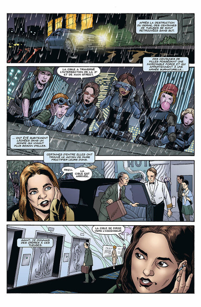 Page 6 Buffy contre les vampires - saison 9 tome 3 - protection