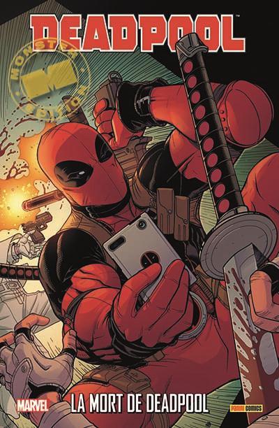 Couverture Deadpool (Marvel monster édition) tome 5