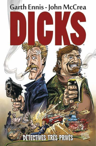 Couverture dicks tome 1