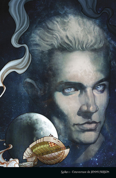 Page 4 Buffy contre les vampires - saison 9 HORS-SERIE ; Spike