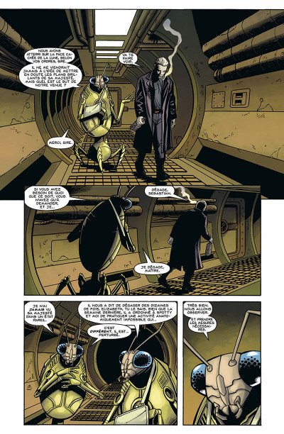 Page 7 Buffy contre les vampires - saison 9 HORS-SERIE ; Spike