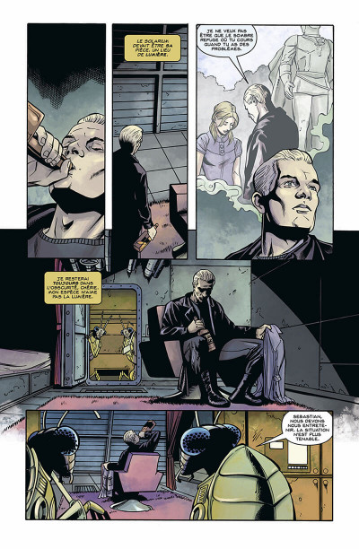 Page 9 Buffy contre les vampires - saison 9 HORS-SERIE ; Spike