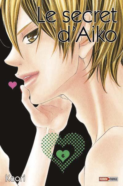 Couverture le secret d'Aiko tome 6