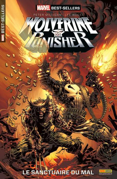 Couverture Marvel Best-Sellers tome 1