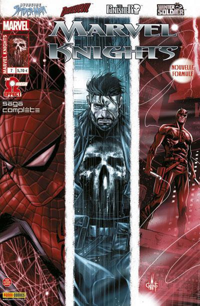 Couverture Marvel Knights tome 7