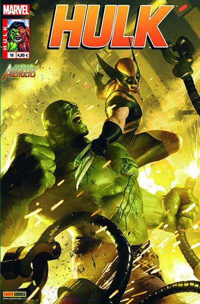 Couverture Hulk 2012 tome 10