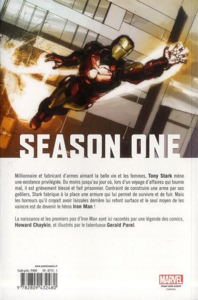 Dos Iron man - season one