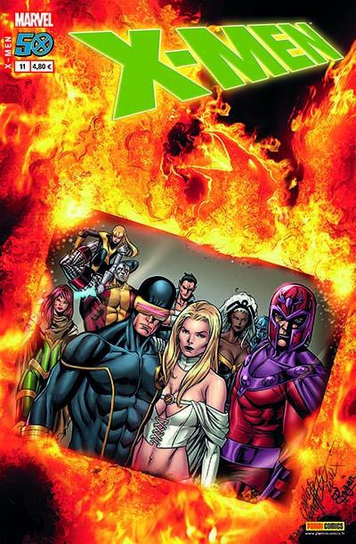 Couverture X-Men 2012 tome 11