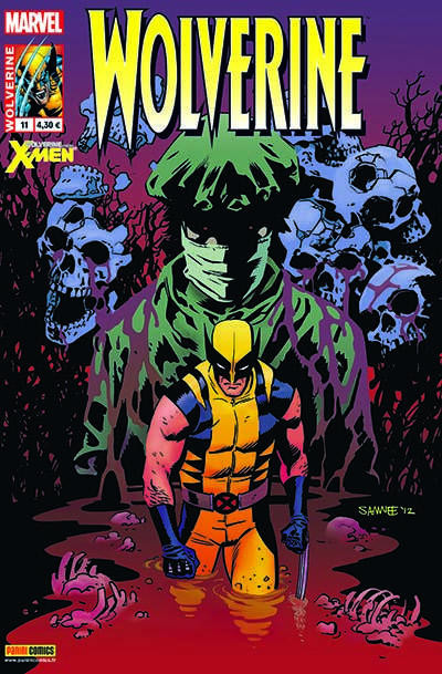 Couverture Wolverine tome 11