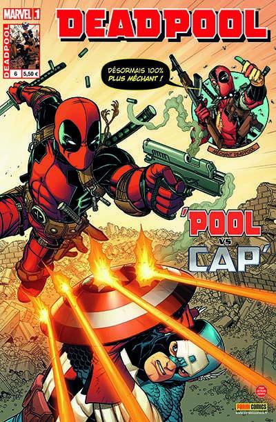 Couverture Deadpool 2012 tome 6