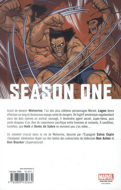 Dos Wolverine Season one