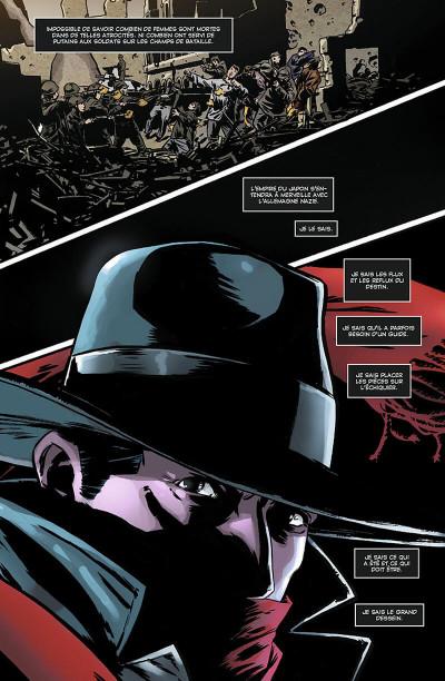 Page 8 the shadow tome 1 - le feu de la création