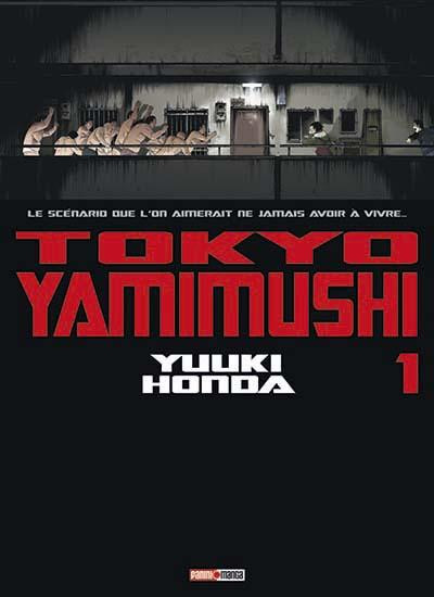 Couverture Tokyo yamimushi tome 1