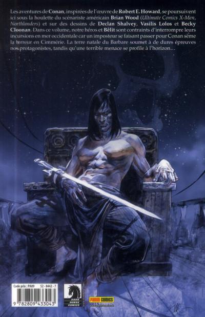 Dos Conan le barbare tome 2