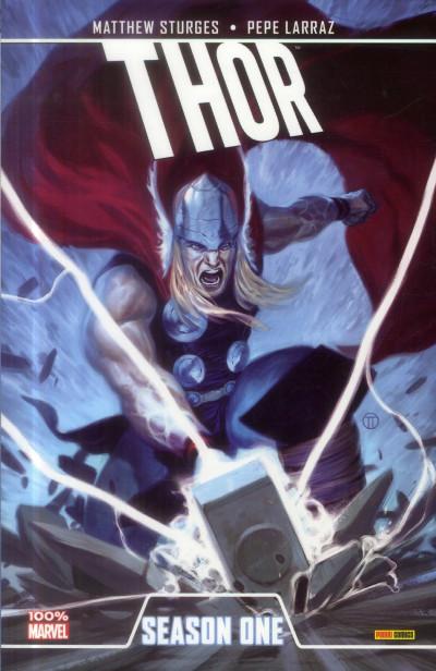 Couverture Thor season one